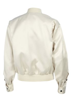 By Malene Birger - Jacket - Sanicas - Angora (Pale Yellow)