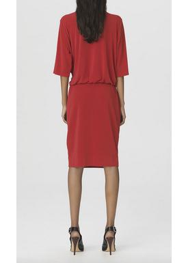 By Malene Birger - Dress - Qizi - Bright Red