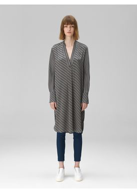 By Malene Birger - Dress - Cathrana - Black/Grey