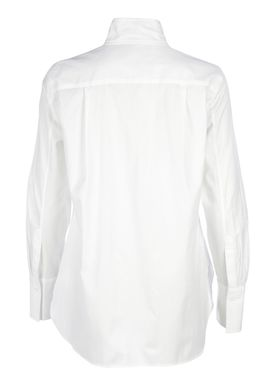 By Malene Birger - Shirt - Leijai - White