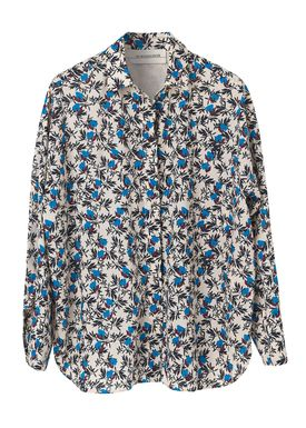 By Malene Birger - Shirt - Serene - Casual Blue
