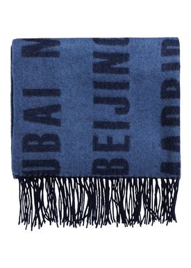 By Malene Birger - Scarf - Claudine Scarf - Midnight Heaven
