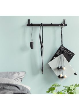 By Wirth - Hooks - Rack Dot - Oak Black small