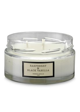 Cereria Mollá - Scented Candles - Vegetal wax Glass Candle - Small - Frensh Linen