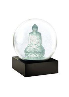 CoolSnowGlobes - SnowGlobe - CoolSnowGlobes - Crystal Buddha