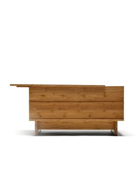 WeDoWood - Table - Correlations Bench - Bamboo