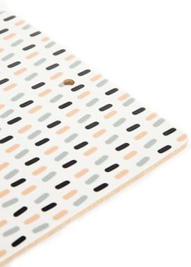Seventy Tree - Cutting Board - Cutting Board Print - Mint Print