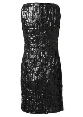 Designers Remix - Dress - Litleshift - Black