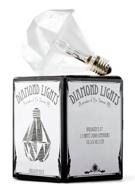 FRAMA - Bulb - Diamond Lights - Clear