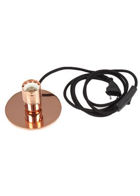 FRAMA - Lamp - E27 Table Lamp - Copper