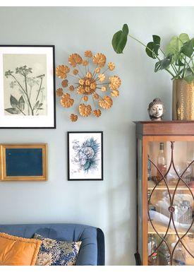 eden outcast - Wall Flower - Wall Flower - Brass Large
