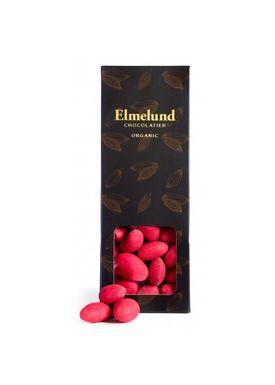 Elmelund Chocolatier - Choclate - Organic Dragee - Whitechocolate/Rasberry