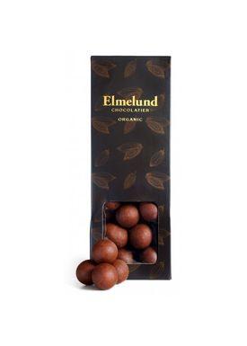 Elmelund Chocolatier - Choclate - Organic Dragee - Milk Chocolate
