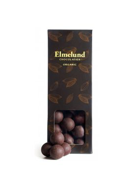 Elmelund Chocolatier - Choclate - Organic Dragee - Darkchocolate/Orange