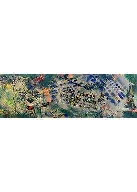 Falentin Art - Painting - Goog friends - Multi