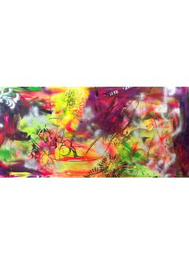 Falentin Art - Painting - Send water - Multi