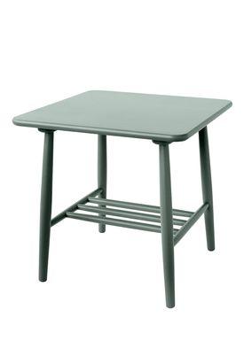 FDB Møbler / Furniture - Bord - D20 af Poul M. Volther - Square - Grey
