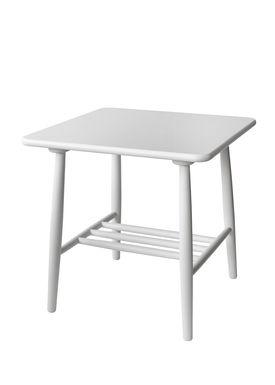 FDB Møbler / Furniture - Bord - D20 af Poul M. Volther - Square - White