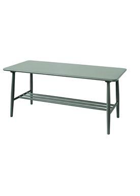 FDB Møbler / Furniture - Bord - D20 af Poul M. Volther - Rectangle - Grey