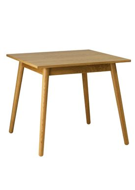 FDB Møbler / Furniture - Dining Table - C35A by Poul M. Volther - Oak - Natural / Natural