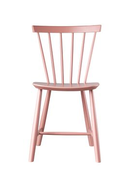 FDB Møbler - Chair - J46 by Poul M. Volther - Nude
