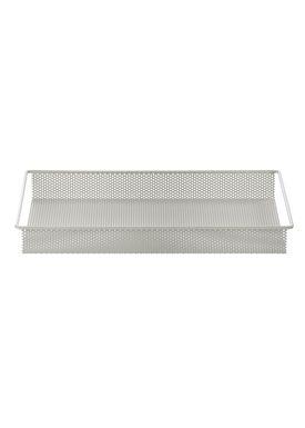 Ferm Living - Tray - Metal Tray - Grey