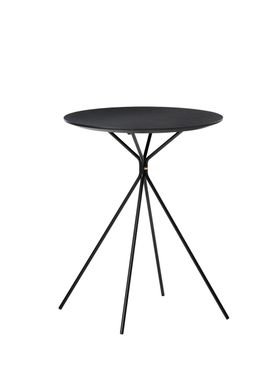 Ferm Living - Table - Herman Side & Café Table - Side - Sort