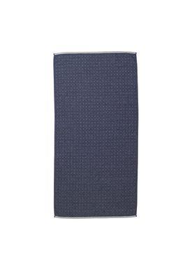 Ferm Living - Towel - Sento Bath Towel - Blue