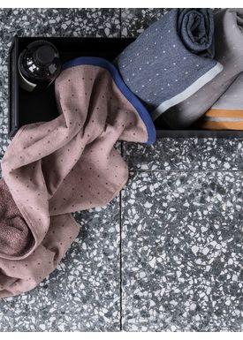 Ferm Living - Towel - Sento Hand Towel - Blue
