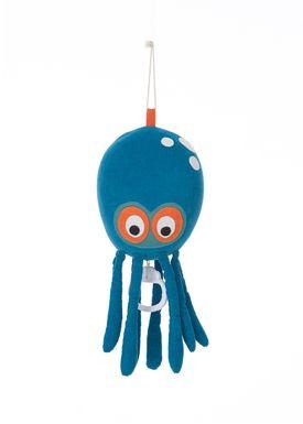 Ferm Living - Mobile - Music Mobile - Octopus