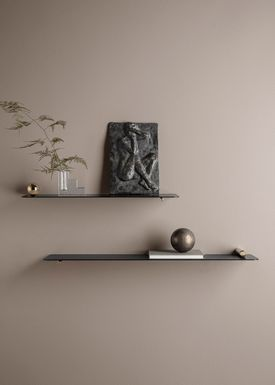 Ferm Living - Hylla - Flying Shelf - Sphere Chrome