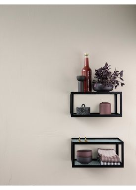 Ferm Living - Shelf - Haze Shelf - Sort