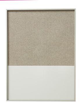 Ferm Living - Notebook - Pin - Grey