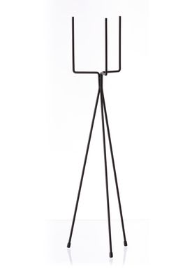 Ferm Living - Plant Stand - Plant Stand - Black - Large