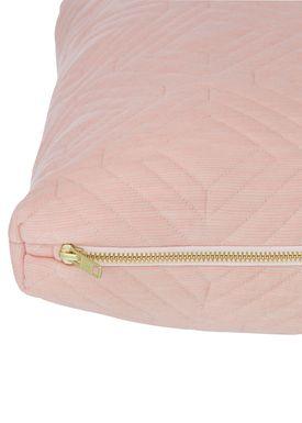 Ferm Living - Cushion - Quilt Cushion - Rose 40 x 60