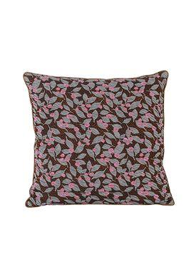 Ferm Living - Cushion - Salon Cushion - Flower Rust