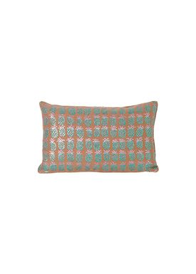 Ferm Living - Cushion - Salon Cushion - Pineapple