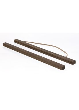 Ferm Living - Frames - Wooden Frames - Smoked Oak- large