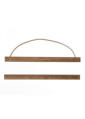 Ferm Living - Frames - Wooden Frames - Smoked Oak- small
