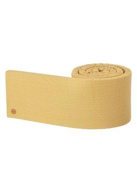 Ferm Living - Bed bumper - Ferm Bed Bumper - Yellow Rose Stick