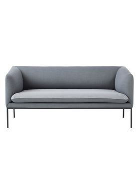 Ferm Living - Couch - Turn Sofa - Rime by Kvadrat - Made to order Colours
