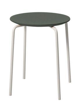 Ferm Living - Chair - Herman - Green/Light Grey