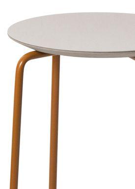 Ferm Living - Chair - Herman - Grey/Ochre
