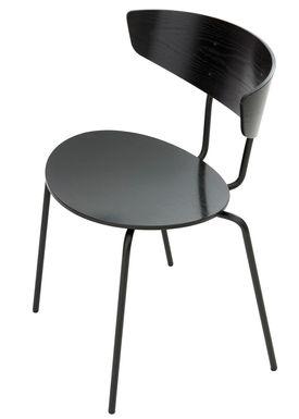 Ferm Living - Chair - Herman Chair - Black