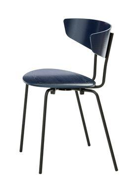 Ferm Living - Chair - Herman Chair - Dark Blue