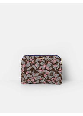 Ferm Living - Bag - Salon Purse - Pinstripe
