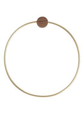 Ferm Living - Towell Hanger - Towell Hanger - Brass