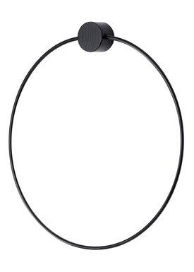 Ferm Living - Towell Hanger - Towell Hanger - Black