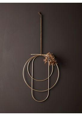 Ferm Living - Mobile - Deco Frames - Brass