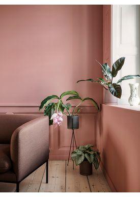 Ferm Living - Urtepotte - Sekki Pot - Rust Medium